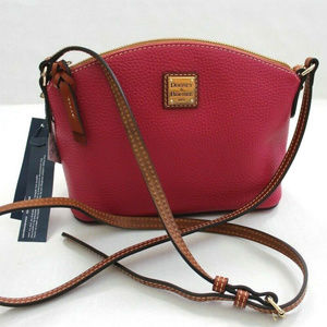Dooney & Bourke Ruby Crossbody R0367 WZ Strawberry